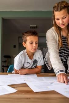 Jolijn (12) uit Helmond schrijft boek voor kinderen met taalstoornis