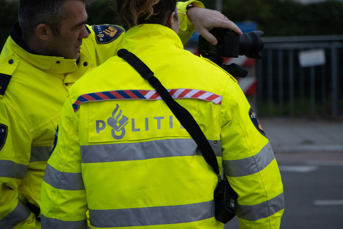 Politie stockbeeld
