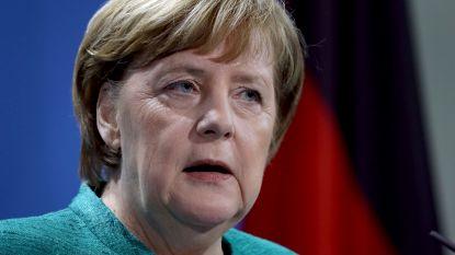 """Merkel: """"Duitsland is verantwoordelijk voor de Holocaust"""""""