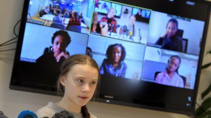 Greta Thunberg wil aandacht voor klimaatstrijd in Afrika aanwakkeren