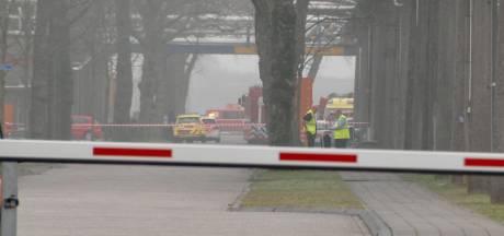 Groot alarm na bedrijfsongeval met zwavelzuur bij bedrijf in Arnhem