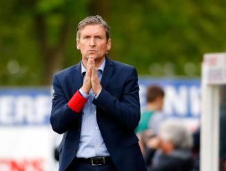 Francky Dury blijft trouw aan Essevee (en wordt dus géén trainer van Club Brugge)