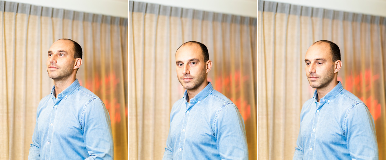 Thijs Emondts is sinds maart 2017 general manager van Uber Nederland. Beeld Foto's Jiri Büller