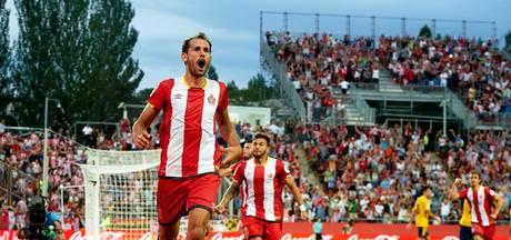 Stunt van debutant Girona in La Liga