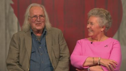 Oudste duo slaat aan het daten in 'First Dates'