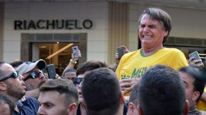 Neergestoken extreemrechtse Braziliaanse presidentskandidaat aan beterhand