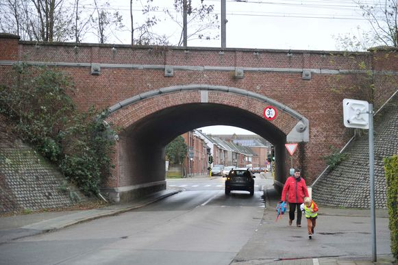 De Oudstrijdersstraat (Archiefbeeld).