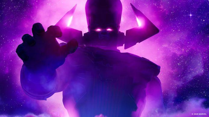 Epic Games roept Fortnite-spelers van over de hele wereld op om mee te doen aan het Galactus-evenement.