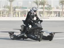 Vliegende motorfiets is nu te koop