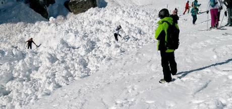 Man overleden na Zwitsers lawinedrama