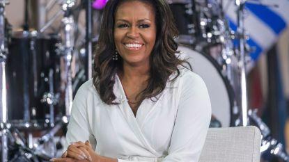 Michelle Obama fileert Trump in nieuw boek