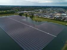 'Zwolse stroom' van zonnepark op Sekdoornse Plas populair
