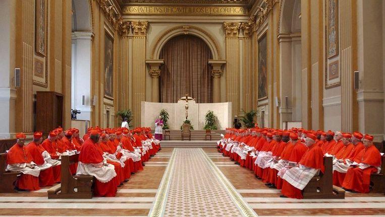 Godfried Danneels Detail: Kardinalen Zijn Verplicht Om Conclaaf Bij Te Wonen