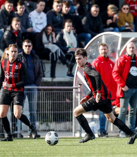 Buuron bezorgt Gastel opnieuw drie punten, trainer HVV'24 ervaart discriminatie namens scheidsrechter