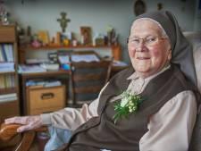 Zuster Egberdina van Dijk 'had niet veel nodig om gelukkig te zijn'