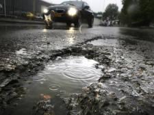 Renovatie wegen in Waalre hard nodig