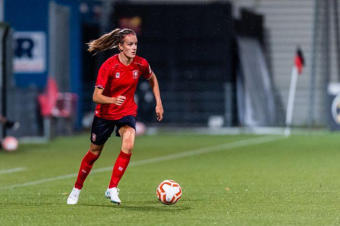 FC Twente-aanvaller Lynn Wilms. S