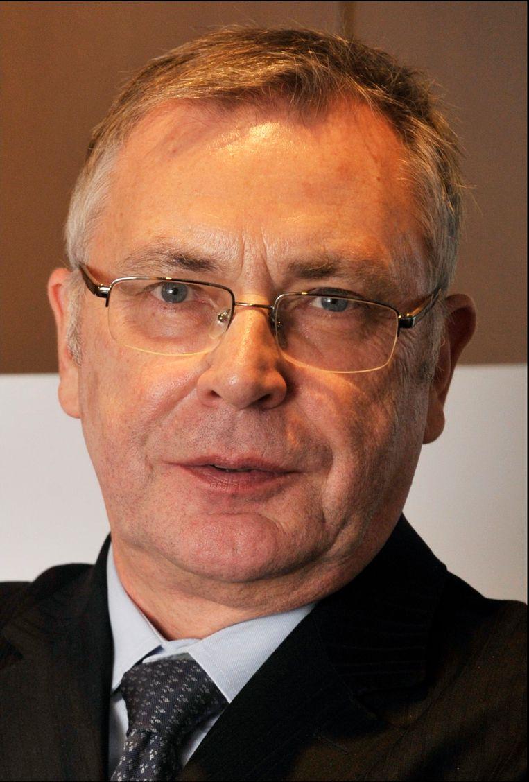 VUB-professor sociologie Mark Elchardus.