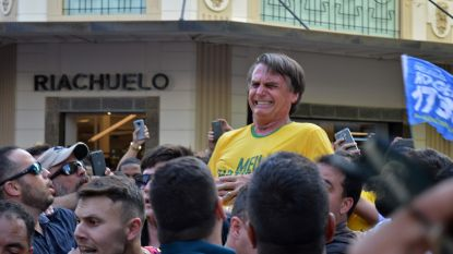 Mes van aanslag op Bolsonaro wordt museumstuk