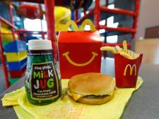McDonald's haalt cheeseburger uit Happy Meal