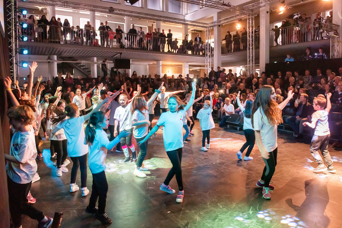 Officiële opening van de Internationale Campus Breda.
