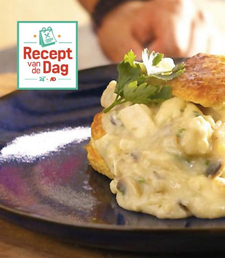 Recept van de dag: Pasteitjes met kippenragout
