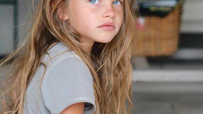 """Thylane (17) was al """"de mooiste ter wereld"""" op haar zesde en elf jaar later doet ze het opnieuw"""