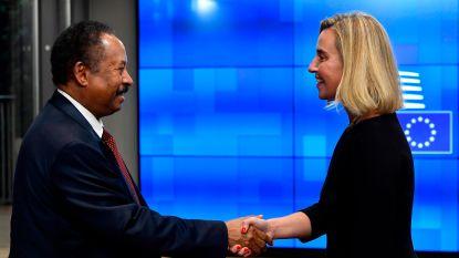 EU maakt 55 miljoen euro vrij voor humanitaire hulp in Soedan