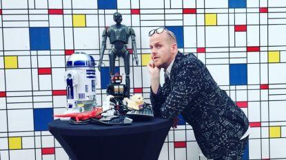 Studio Gekko speelt 'Hello robot'