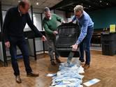 Opkomst gemeente Hilvarenbeek iets hoger dan vier jaar geleden