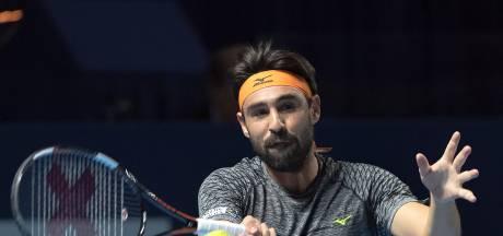 Marcos Baghdatis rangera ses raquettes après Wimbledon