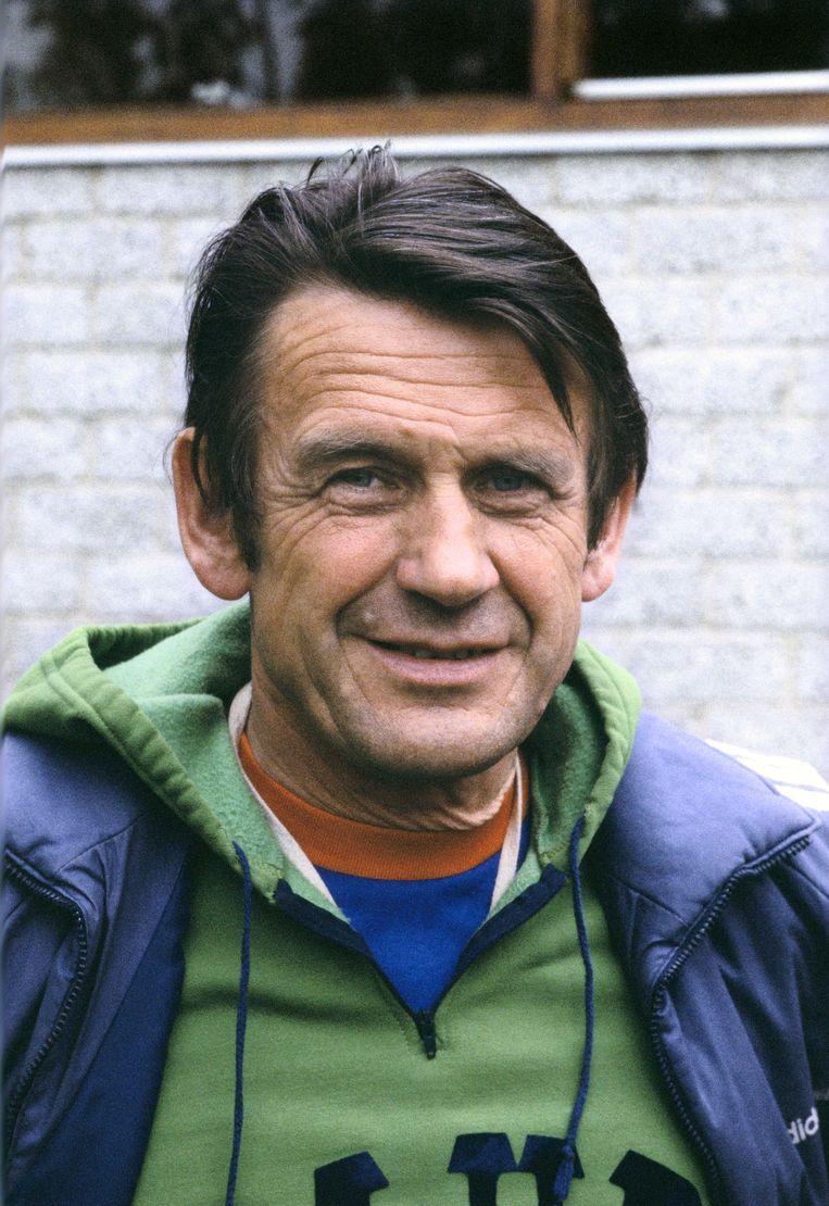 Jan Zwartkruis. Beeld anp