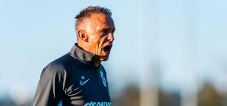 Collega-trainers over Vitesse-trainer Edward Sturing: 'Fanatiek tot in de tenen, een winnaar'