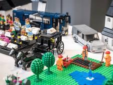 Lego en grafmanden op uitvaartfestival in Enschede
