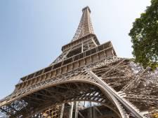 Franse politie onderschept voor 8 ton aan Eiffeltorentjes