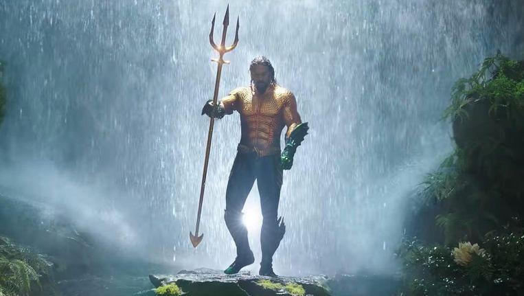still uit trailer Aquaman Beeld Warner Bros