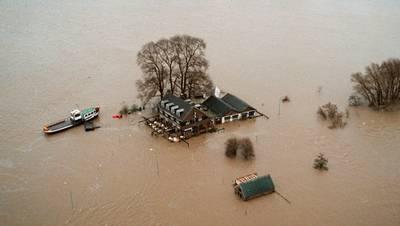 Hoogwaterjournaal: dit gebeurde vandaag exact 25 jaar geleden