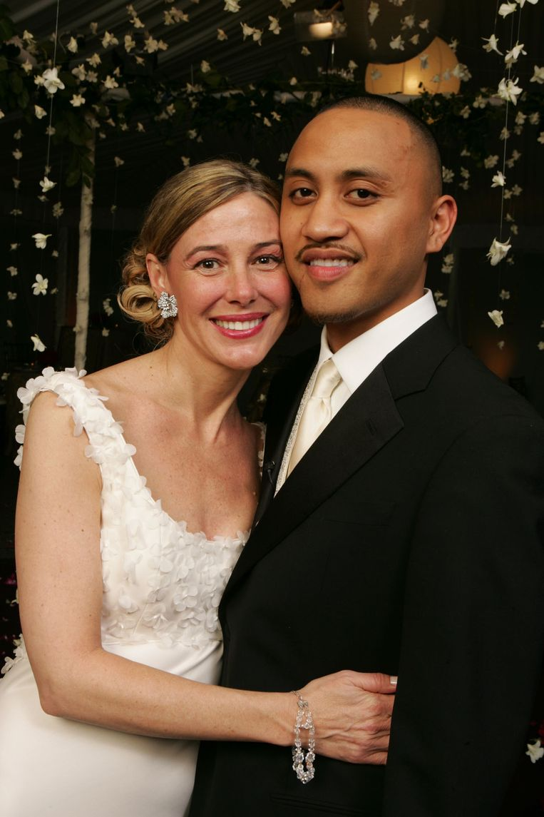 Mary Kay Letourneau en Vili Fualaau traden in 2005 in het huwelijk.