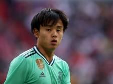 Le prodige japonais du Real Kubo prêté à Majorque