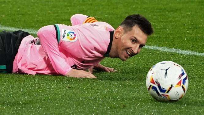 """Messi keert na enkelblessure terug bij FC Barcelona, Koeman: """"Hij is er klaar voor"""""""