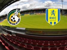 RKC moet winnen in degradatiekraker met Fortuna Sittard