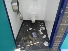 Vandalen slaan nieuwe toiletpotten op Berendonck stuk en richten voor duizenden euro's schade aan