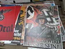 Sturmgeschütz en hakenkruizen 'voor de verzamelaar' in Overloon