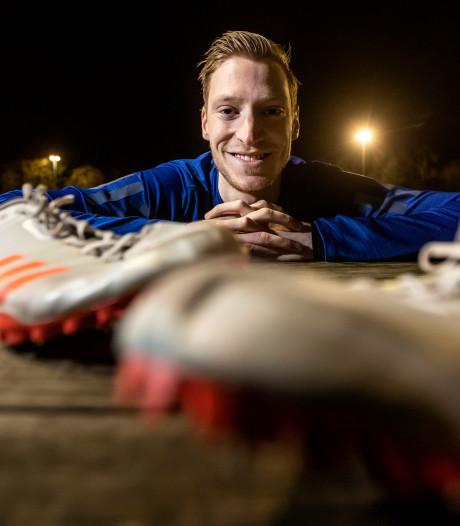Atleet Wessel Boons is sterker dan ooit