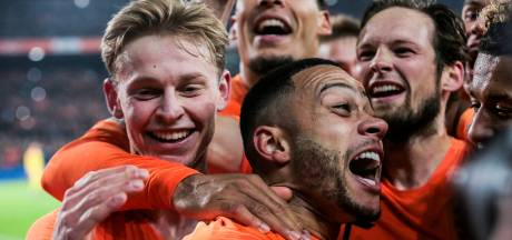 Fotoserie | Succesvolle groepsfase Oranje in de Nations League