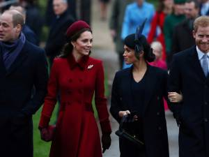 L'écart continue de se creuser entre Harry et William