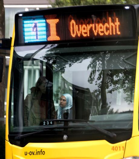 OV-gebruik in provincie Utrecht fors gestegen