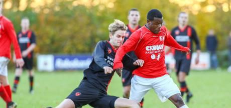 SVS geeft met veldspeler in de goal voorsprong weg tegen Holthees