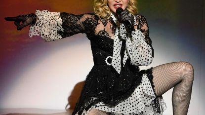Van een boycot is geen sprake meer: Madonna is in Israël en treedt zaterdag op