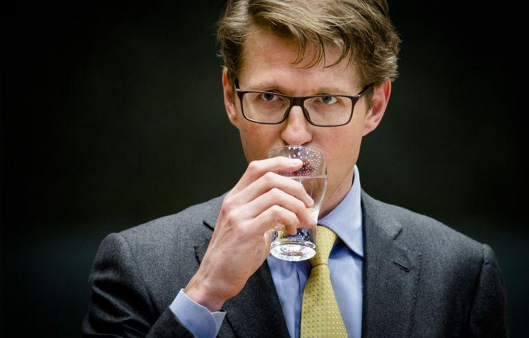 Staatssecretaris Dekker Beeld anp